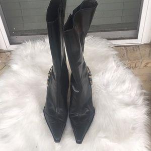 Dresses Boots